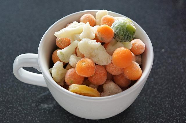 ירקות קפואים